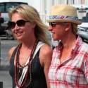 Ellen And Portia Take St. Barth