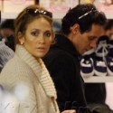 J. Lo And Her Hubby Wrap Up Their Holiday Shopping