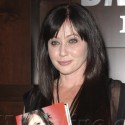 Shannen Doherty Promotes Her Book