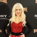 Christina Aguilera And Cher Promote <em>Burlesque</em>