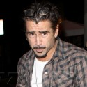 Colin Farrell Goes For Koi
