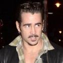Colin Farrell Hangs Out With Family In Dublin