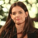 Katie Holmes And Adam Sandler Shoot <em>Jack And Jill</em> At The Grove