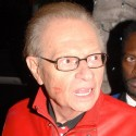 Larry King Celebrates End Of Show At Spago