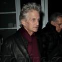 Michael Douglas Leaves Photoshoot In New York