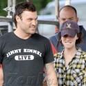 Megan Fox And Brian Austin Green Lunch In Los Feliz