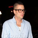 Mark Salling Steps Out In Hollywood