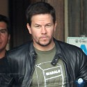 Mark Wahlberg Grabs Sushi In LA