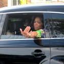 Oprah At A BBQ Down Under