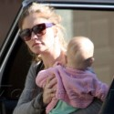 Rebecca Gayheart Enjoys Time With Daughter Billie
