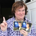 Susan Boyle Celebrates Her #1 Christmas Album
