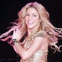 Shakira Rocks Out In The UK