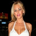 Shauna Sand Shows Off Her Rack Of Lamb At Madeo