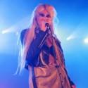 Taylor Momsen Rocks Out In The UK