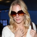 LeAnn Rimes arrives back in LA after Cabo trip with Fiance Eddie Cibrian