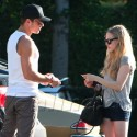 Ryan Phillippe And His Lady Love Spend Their Time At Fred Segal
