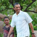 The President In Hawaii