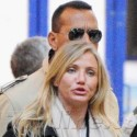 Cameron Diaz And Alex Rodriguez In The City Of Love