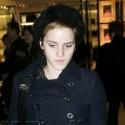 Emma Watson At Heathrow