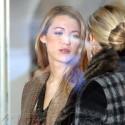 Gossip Girl Stars On Set