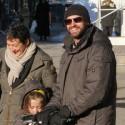 Hugh Jackman In NYC