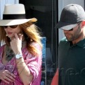Jason Statham And Rosie Huntington-Whiteley Enjoy St. Barth.