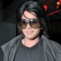 Adam Lambert Grabs Some Steak In West Hollywood