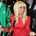 Nicki Minaj Debuts Her Latest Hairdo