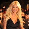 Victoria Silvstedt Shows Off Her Long Legs In Cannes