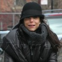 Bethenny Out And About In NYC