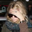 The Olsen Twins Arrive In LA