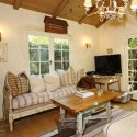 Ashlee Simpson Checks Out French Country Estate For Sale