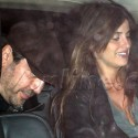 First Photos Of Javier And Penelope Since Birth Of Baby Son