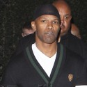 Jamie Foxx Gets Into A Fight At Usher Concert
