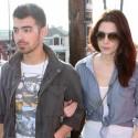Joe Jonas And Ashley Greene Hang Out In Hollywood