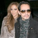 J. Lo And Marc In The Big Apple