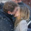 Sarah Jessica Parker Films Kissing Scene With Greg Kinnear