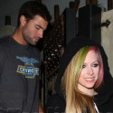 It's Date Night For Avril And Brody