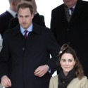 Prince William And His Bride To Be Kate Middleton
