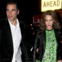Jessica and Cash Enjoy A Date Night In West Hollywood