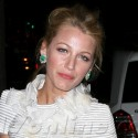 Blake Lively Looks Lovely In NYC
