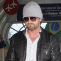 Gerard Butler Leaves Los Angeles
