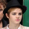 Emma Watson Hearts Lancome