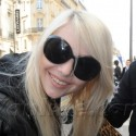 Taylor Momsen Lights Up In Paris