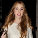 Whitney Port Attends A Club In Hollywood