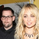 Nicole Richie Steps Out With Joel And Benji Madden