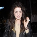 Shenae Grimes Is Chatty Outside Of Trousdale