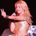 Shakira's Hips Don't Lie In Chile