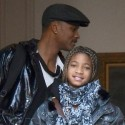 Will Smith And Daughter Willow Greet Fans In Ireland