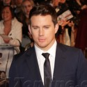 Channing Tatum At <em>Eagle</em> Premiere